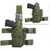 Fondina cosciale tactical per armi con torcie tattiche